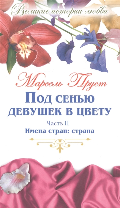 Пруст М. Под сенью девушек в цвету Часть II Имена стран страна
