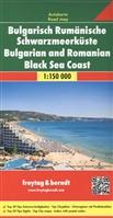 Bulgarish Rumanische. Schwarzmeerkuste. Bulgarian and Romanian. Black Sea Coast