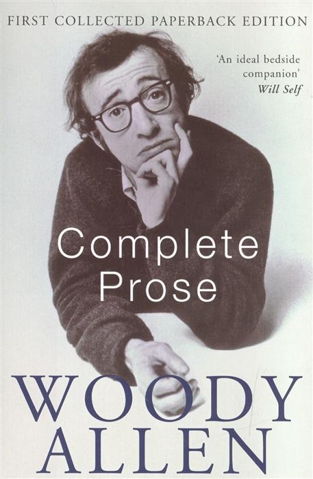цены на Allen W. Complete Prose  в интернет-магазинах
