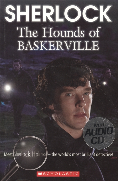 Sherlock The Hounds of Baskerville Level 3 СD