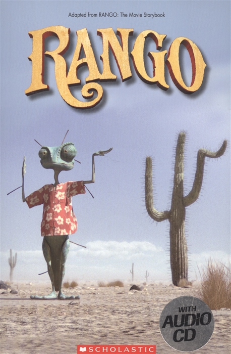 Rango Level 2 CD
