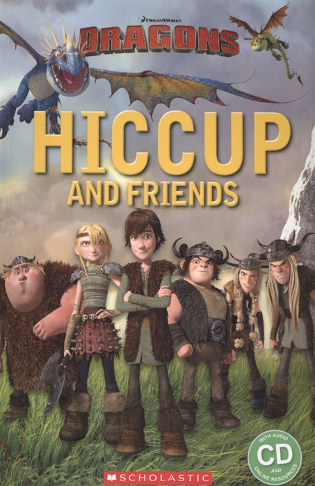 Hiccup and friends Starter level CD