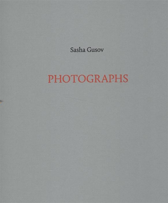 Gusov S. Photographs книга на английском языке