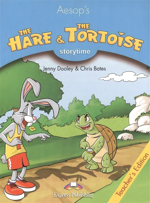 Aesop's The Hare The Tortoise Teacher s Edition the ghost teacher s edition stage 3