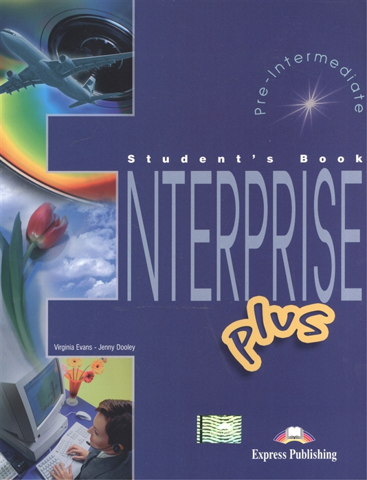 Фото - Dooley J., Evans V. Enterprise Plus Student s Book Pre-Intermediate Учебник dooley j evans v fun with english primary 4