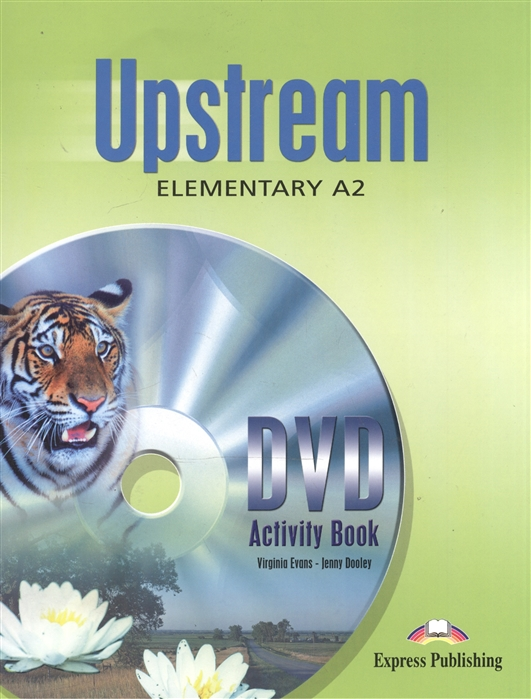 Dooley J., Evans V. Upstream A2 Elementary DVD Activity Book Рабочая тетрадь к DVD real life elementary interactive dvd