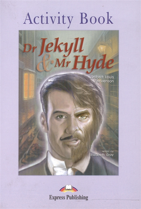 Dr Jekyll Mr Hyde Activity Book