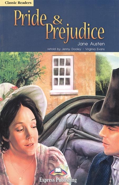 Austen J. Pride Prejudice Level 6 Книга для чтения pride and prejudice level 5 cd