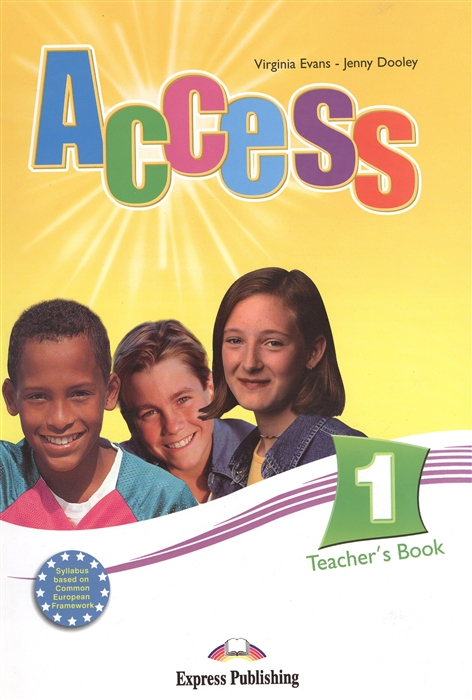 Evans V., Dooley J. Access 1 Teacher s Book islands 5 teacher s book access code booklet