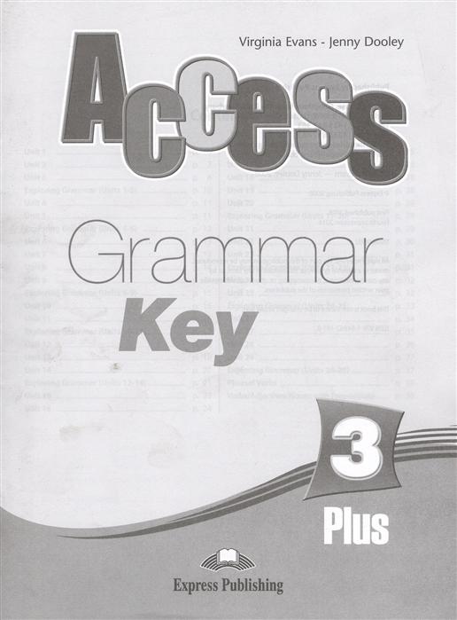Access 3 Plus Grammar Key