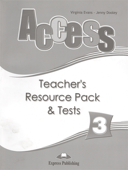 Evans V Dooley J Access 3 Teacher s Resourse Pack Tests