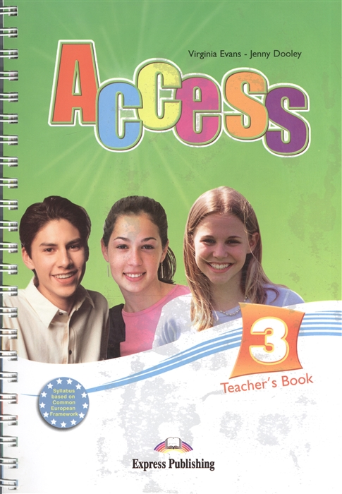 Evans V., Dooley J. Access 3 Teacher s Book islands 5 teacher s book access code booklet
