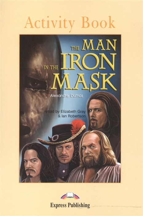 The Man in the Iron Mask Activity Book