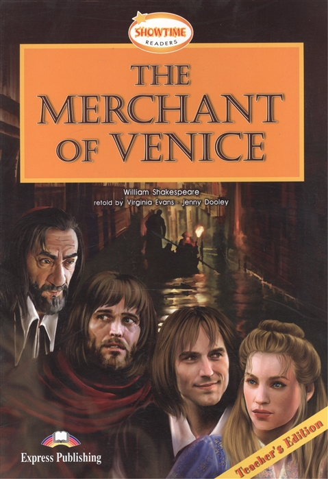 Shakespeare W. The Merchant of Venice Teacher s Edition the ghost teacher s edition stage 3