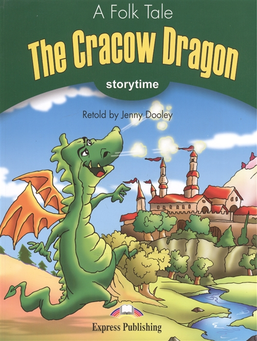 Dooley J. The Cracow Dragon Stage 3 Pupil s Book цена и фото