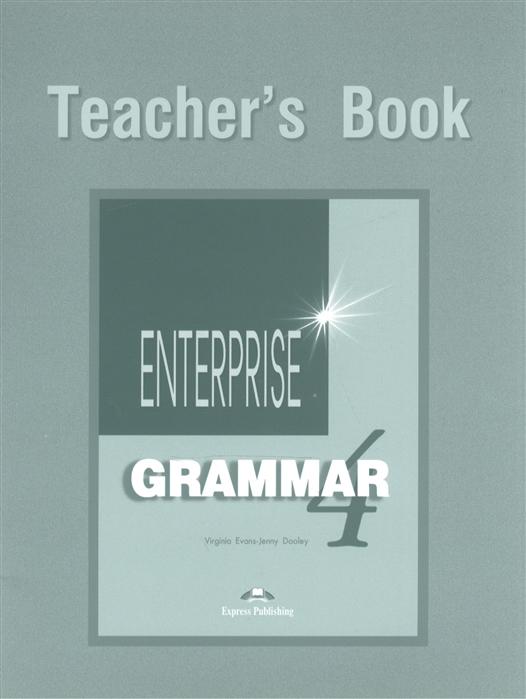 Enterprise 4 Grammar Teacher s Book