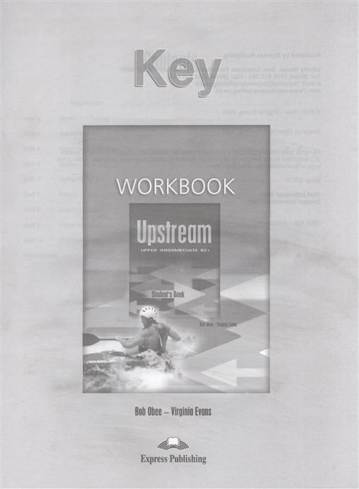 Upstream B2 Upper Intermediate WorkBook Key