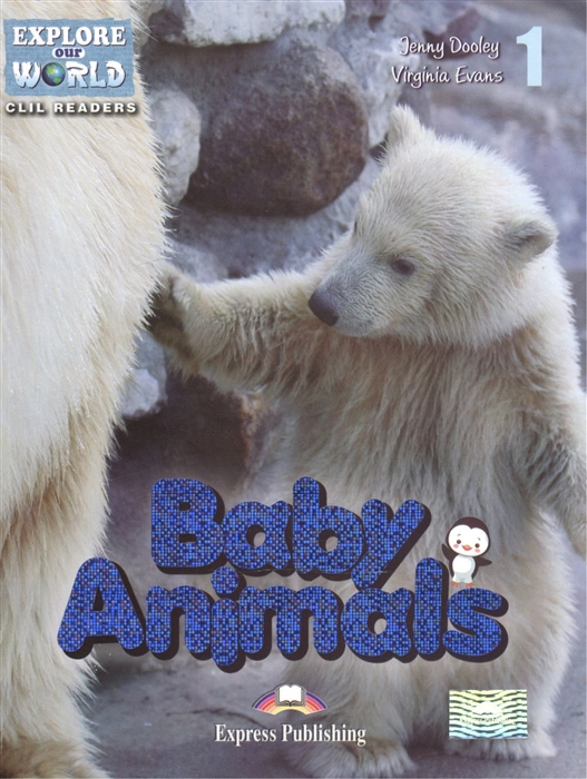 Baby Animals Level 1 Книга для чтения