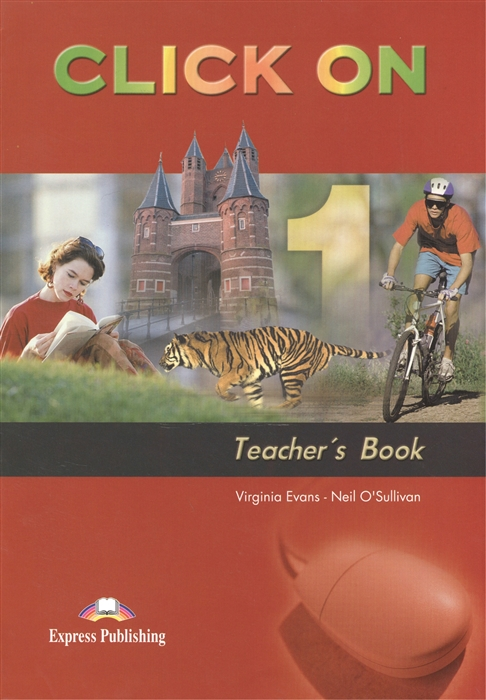 Click On 1 Teacher s Book