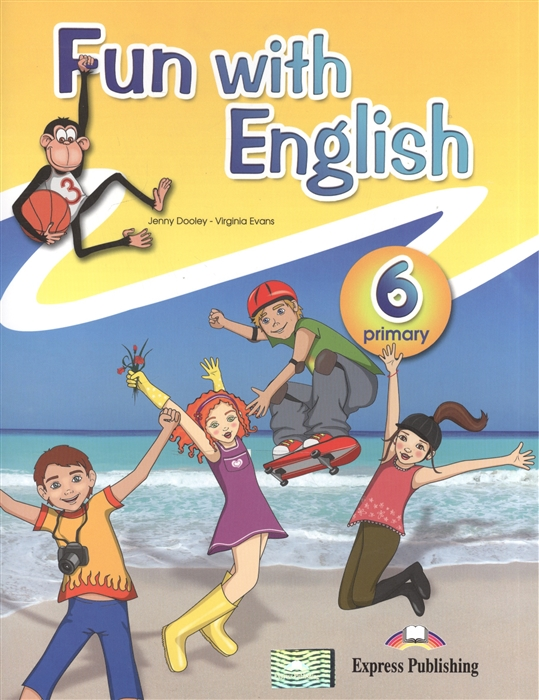 Dooley J., Evans V. Fun with English 6 Primary Pupil s Book join us for english 3 pupil s book level 3 cd