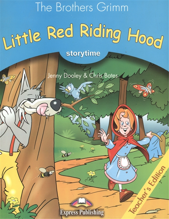 The Brothers Grimm Little Red Riding Hood Teacher s Edition the ghost teacher s edition stage 3