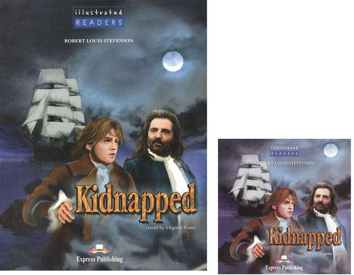 Kidnapped Level 4 CD
