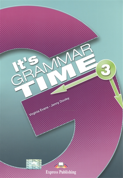 Evans V., Dooley J. It s Grammar Time 3 Student s Book термометр тонкий aleas мини