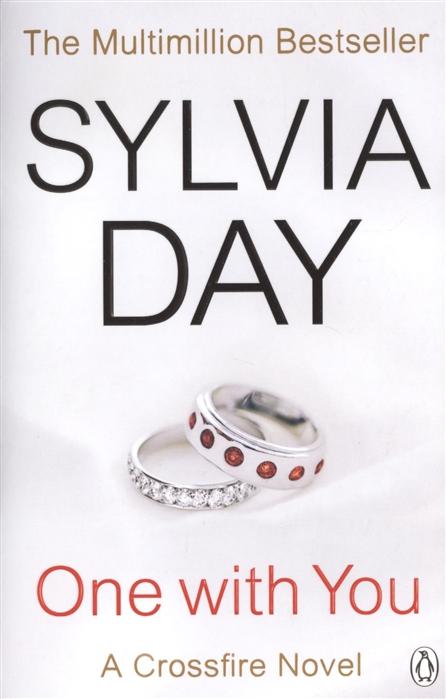 Day S. One with You A Crossfire Novel