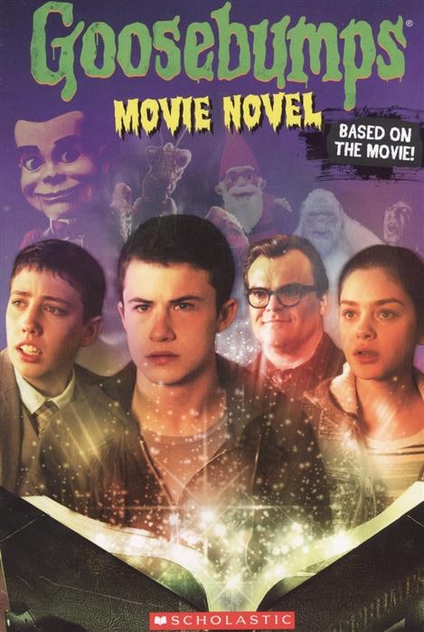 Stine R. Movie Novel r l stine the beginning