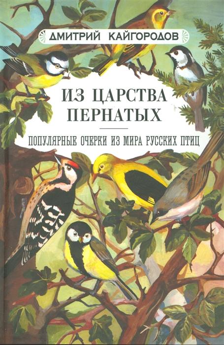 Кайгородов Д. Из царства пернатых Популярные очерки из мира русских птиц цена