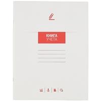 Книга учёта, 72 листа, А4