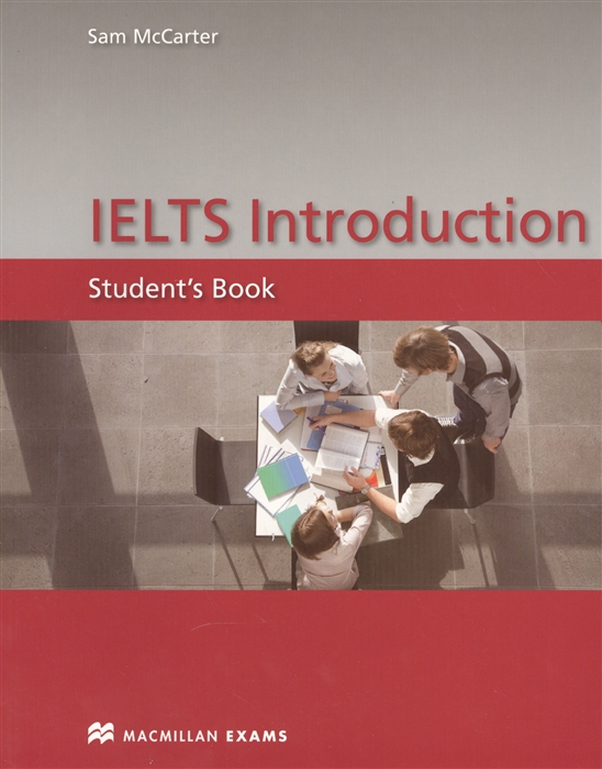 Фото - McCarter S. IELTS Introduction Student s Book mccarter s ielts introduction student s book
