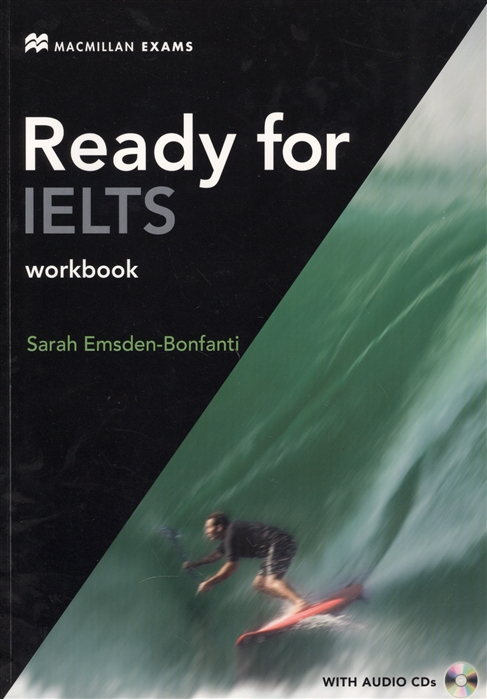 Emsden-Bonfanti S. Ready for IELTS Workbook 2CD ielts introduction student s book