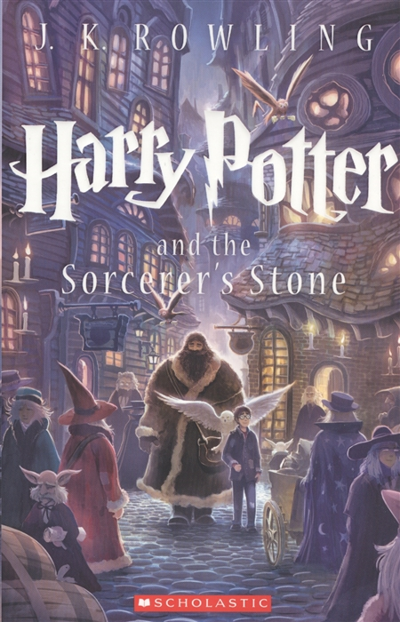 купить Rowling J. Harry Potter and the sorcerer s stone дешево