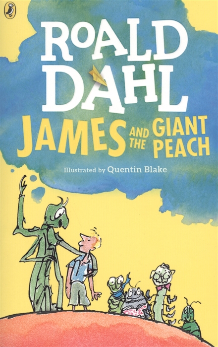 Dahl R. James and the Giant Peach цена