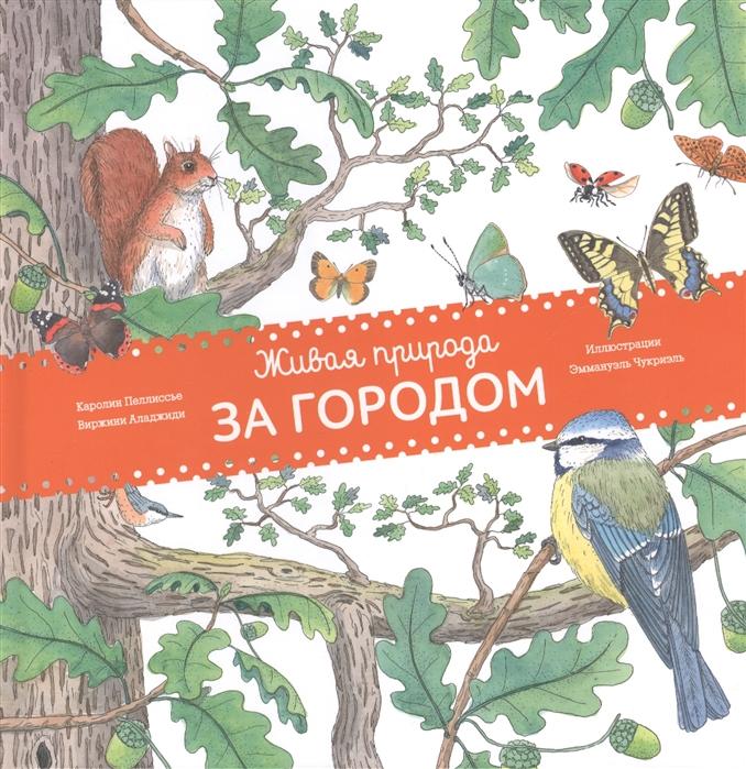 Купить Живая природа За городом, Манн, Иванов и Фербер, Естественные науки