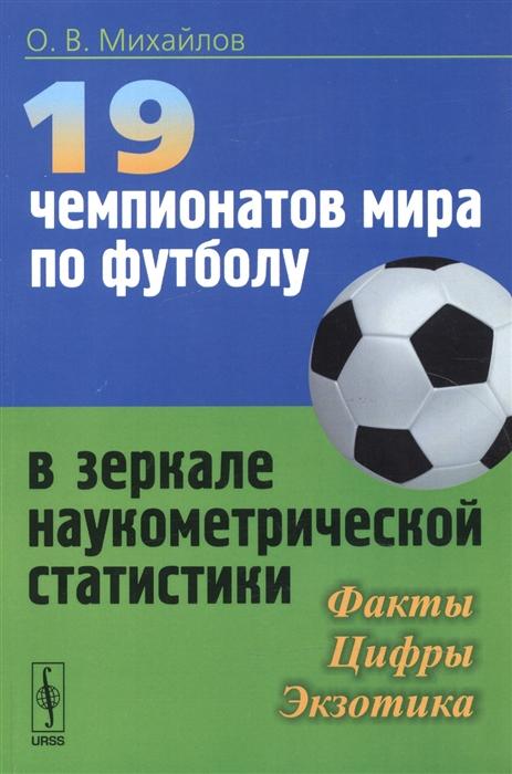 19 чемпионатов мира по футболу в зеркале наукометрической статистики Факты цифры экзотика