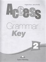 Access 2. Grammar Key