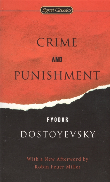 Dostoyevsky F. Crime and punishment dostoyevsky f white nights isbn 978 0 241 25208 6