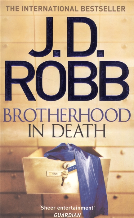 Robb J. D. Brotherhood in Death j d robb indulgence in death