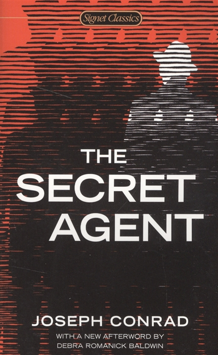 ConradJ. The Secret Agent the secret agent