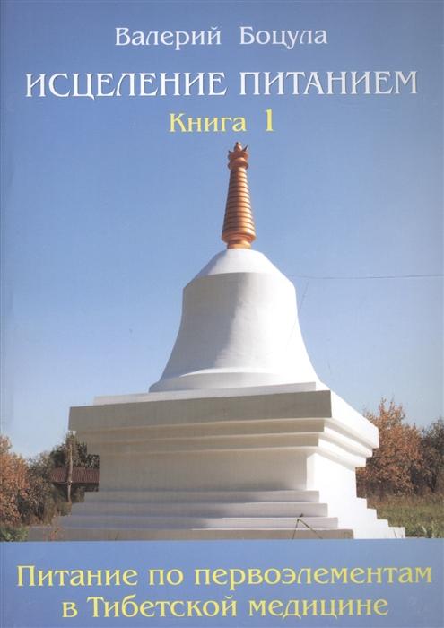 Боцула В. Исцеление питанием Питание по Первоэлементам в тибетской медицине Книга 1 в л кочетков питание и способы мышления в медицине систем