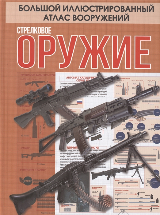 Ликсо В., Мерников А. Стрелковое оружие мерников а оружие