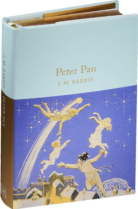 Barrie J. Peter Pan peter morin j community ecology