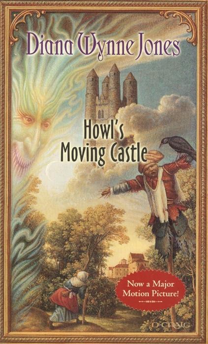 Jones D. Howl s Moving Castle linda winstead jones madigan s wife