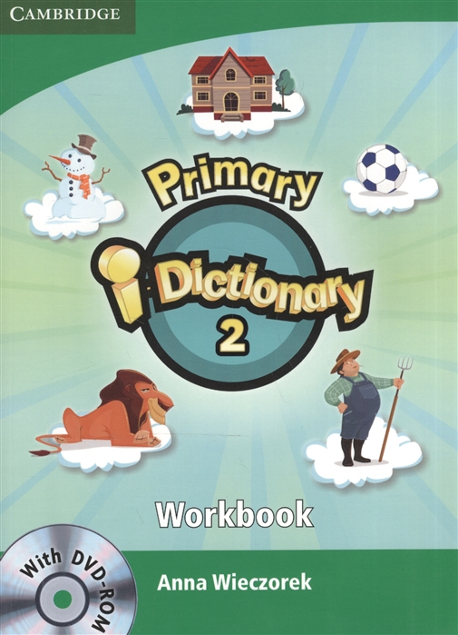 Wieczorek A. Primary i-Dictionary 2 Movers Workbook DVD primary i dictionary level 3 dvd rom single classroom