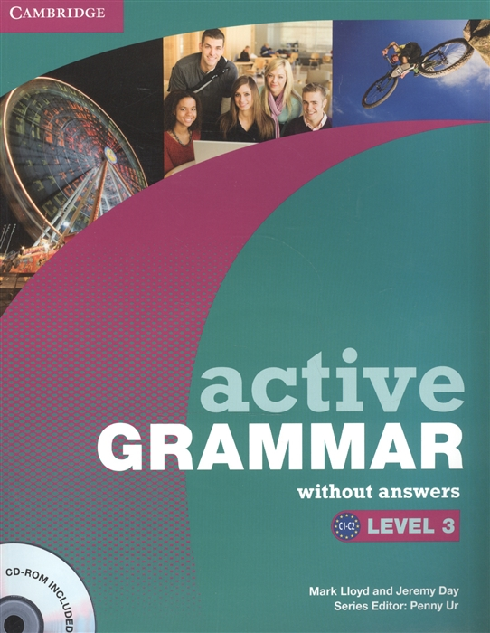 цена Lloyd M., Day J. Active Grammar Level 3 Without answers CD онлайн в 2017 году