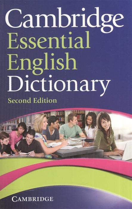 Cambridge Essential English Dictionary Second Edition цена и фото