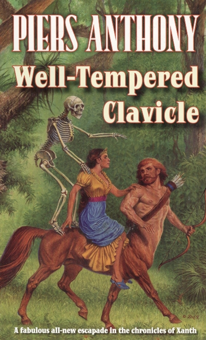 Anthony P. Well-Tempered Clavicle