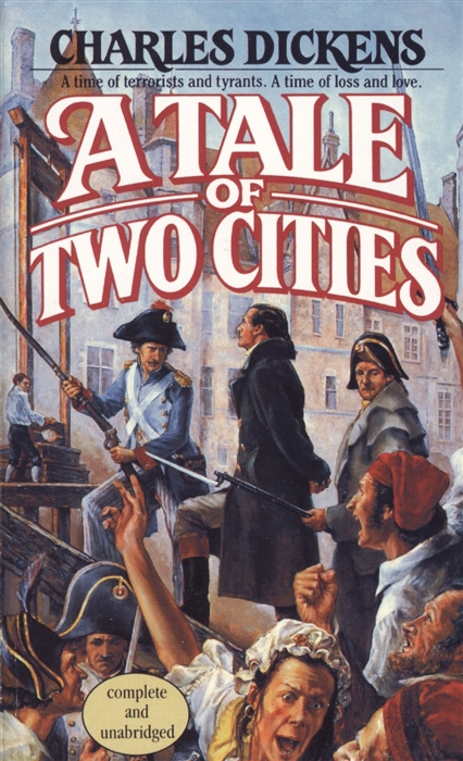 Dickens C. A Tale of Two Cities все цены